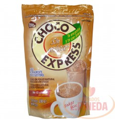 Chocolate Choco Express X 200 G Sin Azucar