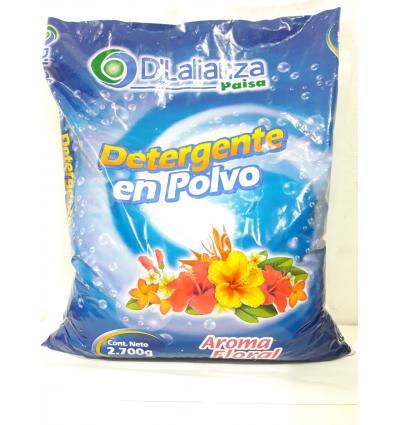 Detergente D`Lalianza x 2700 g