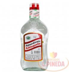 Aguardiente Antioqueño X 750 ML Botella