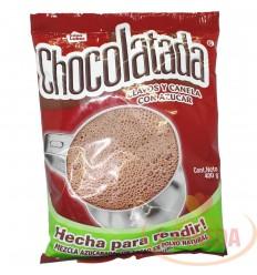 Chocolate Cholatada X 400 G Clavos Y Canela