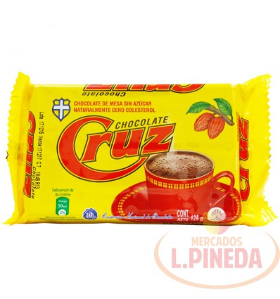 Chocolate Cruz X 125 G