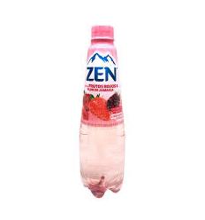 Agua Zen Frutos Rojos y Flor Jamaica