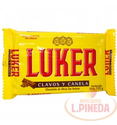 Chocolate Luker X 125 G Clavos Y Canela