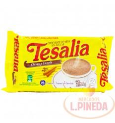 Chocolate Tesalia X 250 G Clavos Y Canela