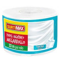 Papel Higienico Megarollo Surtimax