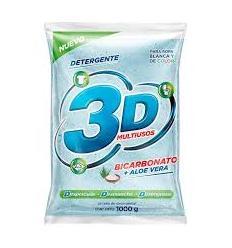 Detergente 3D Multiuso 1000g
