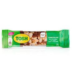 Barra De Cereal Chocolate Tosh