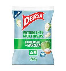 Detergente Dersal Bicarbonato x 1000g