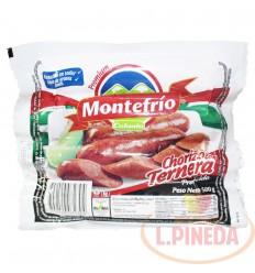 Chorizo Ternera X 500 G 8 Unds Colanta
