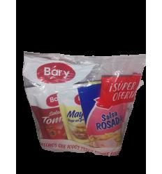 Oferta Salsa Bary x 3 und
