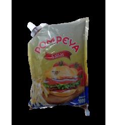 Salsa barbecue X 1000 G pompeya