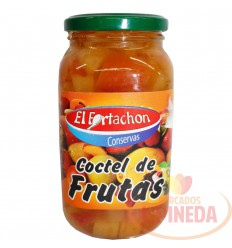 Coctel De Frutas El Fortachon X 600 G