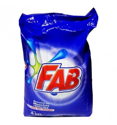 Fab x 4 kilos