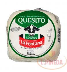 Quesito La Fontana x500Gr