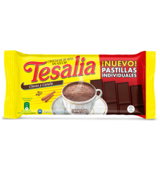 Chocolate Tesalia X125Gr Clavos y Canela