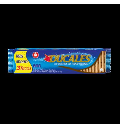 Galletas Ducales Noel X 468 G 3 Tacos