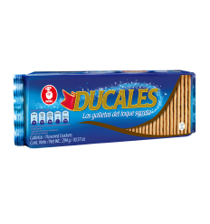 Ducales X2 Tacos