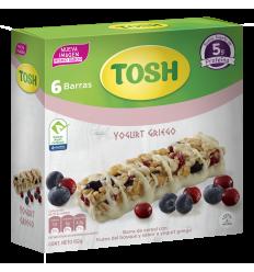 Granola Tosh Yogurt Griego x6Und