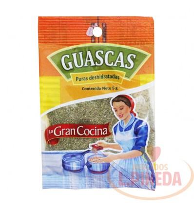 Guascas X 5 G La Gran Cocina