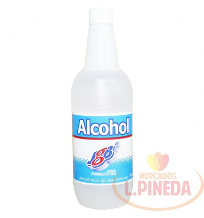 Alcohol Jgb X 700 ML Antiseptico