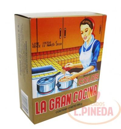 Color X 500 G La Gran Cocina