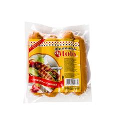 Chorizo Ahumados Toto x1000Gr