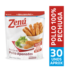 Palitos De Pollo Zenú x330Gr