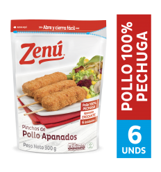 Pincho Apanado Zenú 310Gr