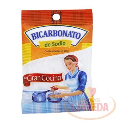 Bicarbonato X 60 G La Gran Cocina