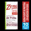 Salchichon Brost Zenú X 500 G Pollo
