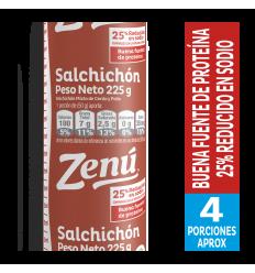 Salchichon Zenú x225Gr