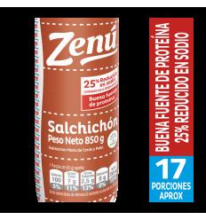 Salchichon Zenú x850Gr