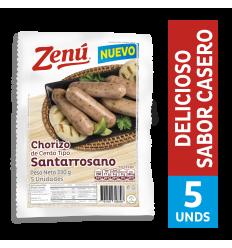 Chorizo Santarrosano Zenú x330Gr