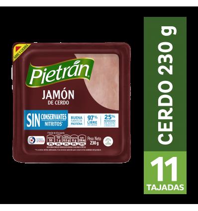 Jamon Pietran X 230 G