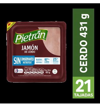 Jamon Pietran X 450 G