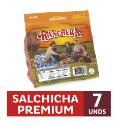 Salchicha Ranchera Zenú x230Gr
