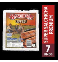 Salchicha Ranchera Súper x525Gr