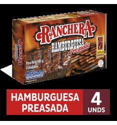 Carne de Hamburguesa Ranchera x400Gr