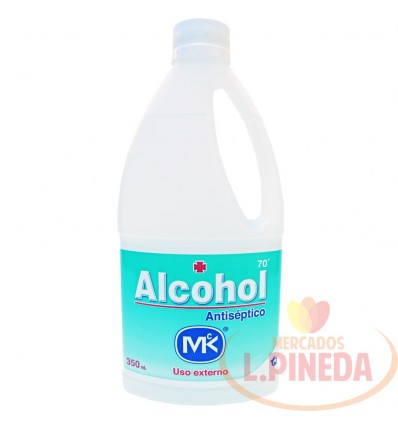 Alcohol Mk X 350 ML Antiseptico