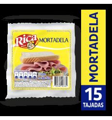 Mortadela Rica x250Gr