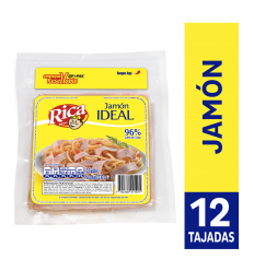 Jamón Ideal Rica x230Gr