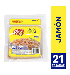 Jamón Ideal Rica x400Gr