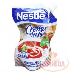 Crema De Leche Nestle X 186 G Sobre