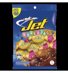Chocolatina Jet Burbuja x12Und
