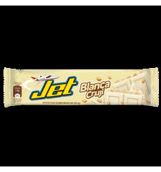 Chocolatina Jet Blanca Cruji x24Gr