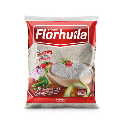 Arroz Florhuila X 2500 G