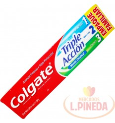 Crema Dental Colgate X 150 ML Triple Acc