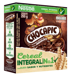Cereal Chocapic Nestle x250Gr