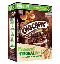 Cereal Chocapic Nestle x400Gr