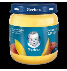 Compota Gerber Mango 113Gr